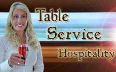 Waiter/Waitress Hospitality Course Online Training & Certification